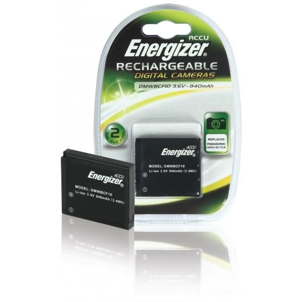 Bateria Energizer DMWBCF10 para Panasonic