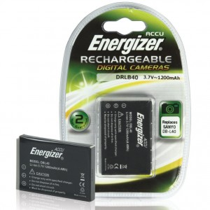 Bateria Energizer DRLB40 para Sanyo
