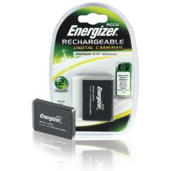 Bateria Energizer MNP900 para Konica, Rollei y Benq