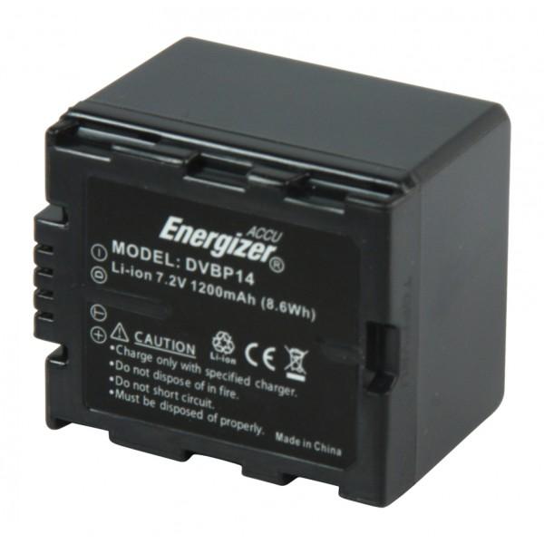 Bateria Energizer DVBP14 para Panasonic-Hitachi
