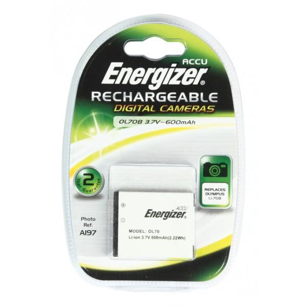 Bateria Energizer OL70B para Olympus y Pentax