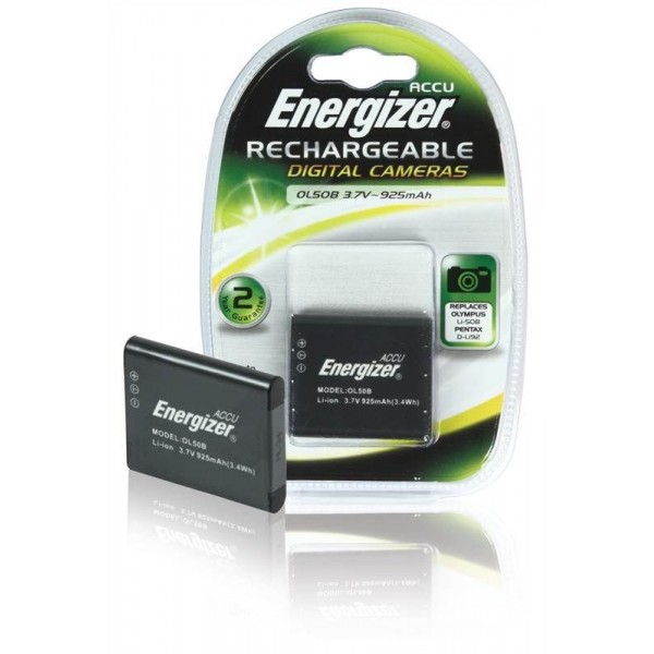 Bateria Energizer OL50B para Olympus y Pentax