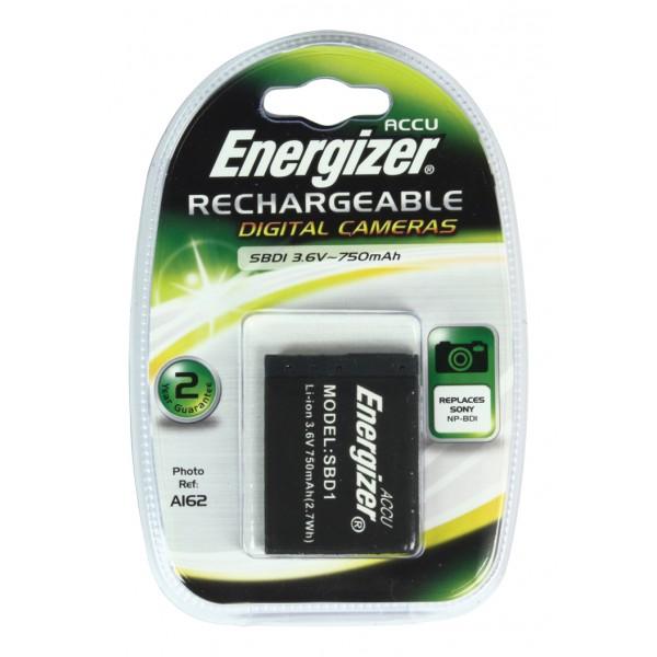 Bateria Energizer SBD1 para Sony