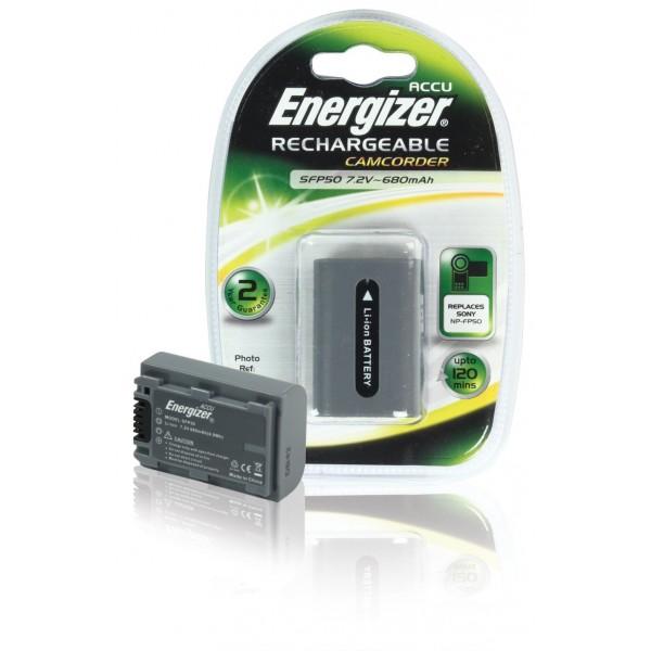 Bateria Energizer SFP50 para Sony