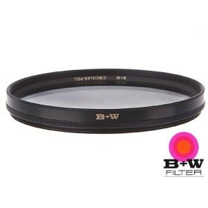 Filtro B+W 52MM Circular Polarizado Coated Professional