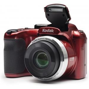 Cámara digital Kodak PIXPRO AZ252 Rojo