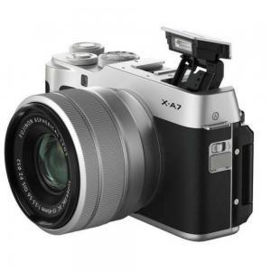 Fujifilm X-A7 + XC 15-45mm