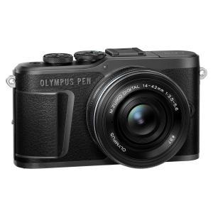 Camará Olympus EPL10 Negra + 14-42mm F3.5-5.6 EZ