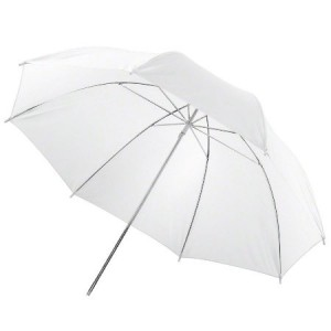 Paraguas traslúcido Ultrapix 101 cm