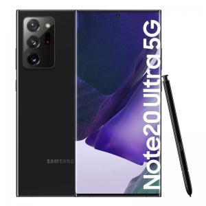 Samsung Galaxy Note20 Ultra 5G 256GB Negro (versión europea)