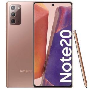 Samsung Galaxy Note20 256GB Bronce (versión europea)