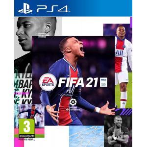 Juego PlayStation 4 FIFA 21