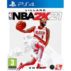 Juego PlayStation 4 NBA 2K21