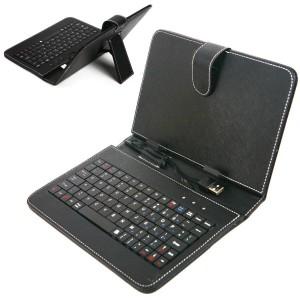 """Funda con teclado 7"""" Negro"""