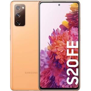 Samsung Galaxy S20 FE 128Gb Cloud Orange (versión europea)