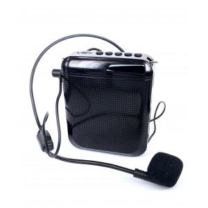 Altavoz amplificador de voz con micrófono portátil 51050