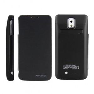 Funda con powerbank móvil Galaxy Note 3