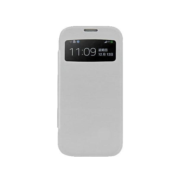 Funda con powerbank móvil Galaxy S4 Blanco