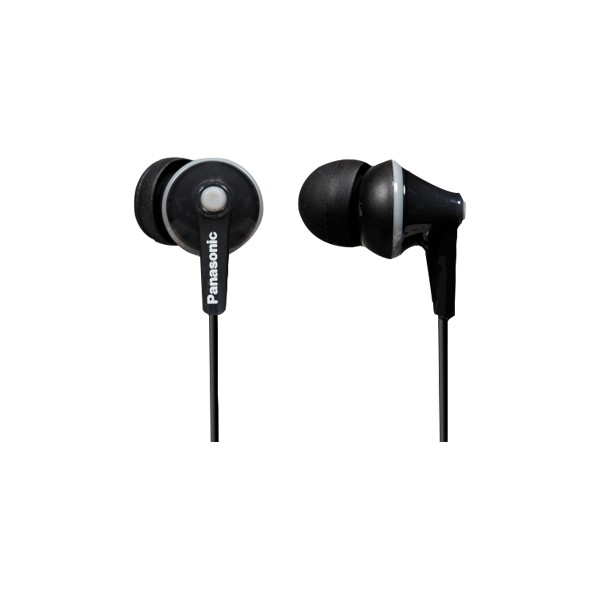 Auriculares Panasonic RPHJE125 Negro