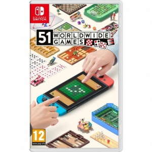 Juego Nintendo switch 51 WORLD WIDE GAMES