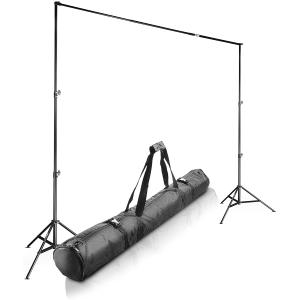 Soporte para fondos de tela de 2m x 2m