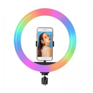 Aro de luz Led Ultrapix UP-Paled14RGB de 14''
