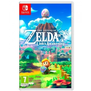Juego Nintendo Switch The Legend Of Zelda: Link's Awakening Remake