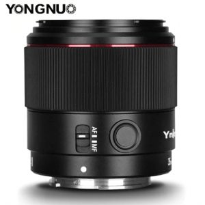 Objetivo Yongnuon Lente YN35mm F12S DF DSM Sony
