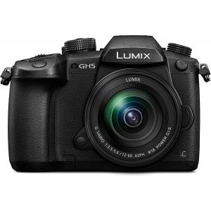 Panasonic Lumix GH5MEC-K Negra Objetivo 12-60 mm F3.5-5.6