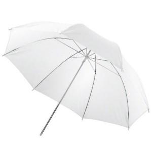Paraguas traslúcido 101 cm