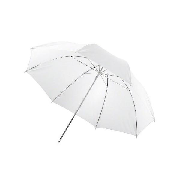 Paraguas traslúcido de fiberglass 182 cm