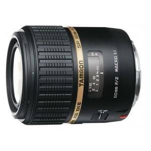 Tamron SP AF60mm F/2.0 Di II LD (IF) Macro 1:1 para Canon