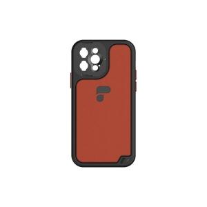 Carcasa polarpro Litechaser Pro para Iphone 12 Pro Naranja
