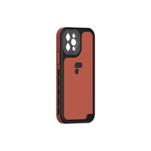 Carcasa polarpro Litechaser Pro para Iphone 12 Pro Max Naranja