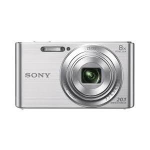 Sony Cybershot DSC-W830 plata