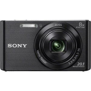 Sony Cybershot DSC-W830 negra