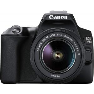 Cámara Réflex Canon EOS 250D 18-55mm f/3.5-5,6 III