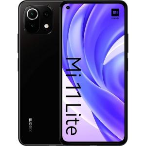 Xiaomi Mi 11 Lite 128GB Negro Trufa