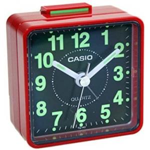 Reloj Despertador Analógico Casio TQ-140-4D