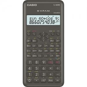 Calculadora Casio FX-82MS 2nd edition