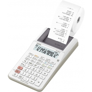 Calculadora Casio HR-8RC Blanco