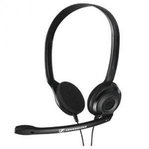 Cascos Sennheiser Headset PC8 USB