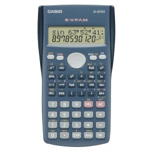 Calculadora Casio FX-82MS