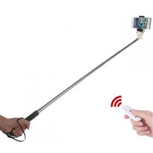 Kit selfie soporte+ monopie + disparador