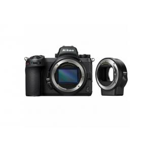 Nikon Z 6II + adaptador FTZ