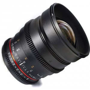 Samyang 24mm T1.5 ED AS IF UMC para Canon