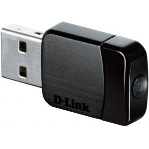 Adaptador USB de Red WiFi AC600 D-Link DWA-171