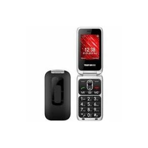Teléfono móvil Telefunken TM240 negro