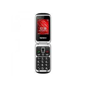 Teléfono móvil Telefunken TM240 rojo