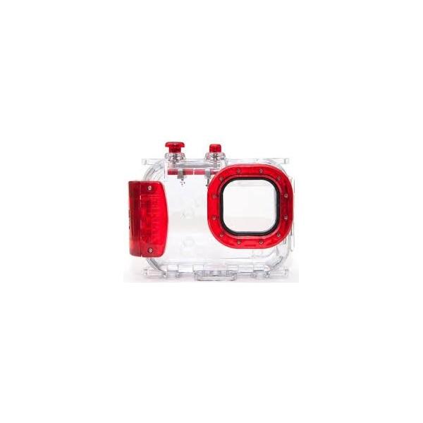 Carcasa Acuatica Seashell SS2 roja